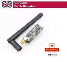2.4GHz 1100 Meters Long Distance NRF24L01+PA+LNA Wireless Module With Antenna