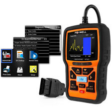 Foxwell Car Engine OBD2 Diagnostic Scan Tool CAN OBDII EOBD Fault Code Reader AU