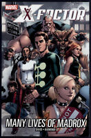 X-Factor Many Lives of Madrox Trade Paperback TPB Graphic Novel Marvel Comics