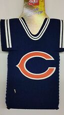 Nfl Chicago Bears Bottle Cooler, Coozie, Koozie, Coolie, New (Jersey)