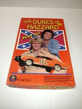 VINTAGE THE DUKES OF HAZZARD COLORFORMS PLAY SET