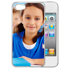 COVER PERSONALIZZATA STAMPA CASE FLIP COMPATIBILE iPHONE 4S 4 S ULTRA COLORI HD
