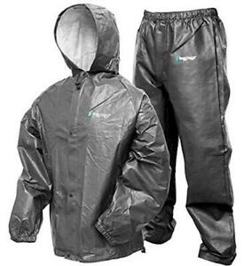 Frogg Toggs Pro Lite Water-Resistant Rain Suit Assorted Sizes , Colors