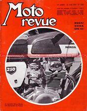 MOTO REVUE 1888 OSSA 230 Tourisme Sport MORINI 125 Corsaro Sammy MILLER 1968