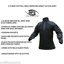 OPS / UR-TACTICAL GEN 2 Improved DA combat shirt in KRYPTEK-TYPHON-MR