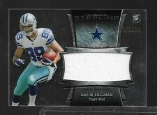 2013 Bowman Sterling  GAVIN ESCOBAR  SP  RC  JSY  Dallas Cowboys  Rookie