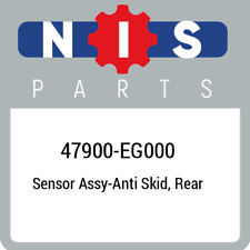 47900-EG000 Nissan Sensor assy-anti skid, rear 47900EG000, New Genuine OEM Part