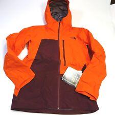 $549 North Face Men's Free Thinker GoreTex 3L Pro Jacket Medium Orange NF0A3IF2