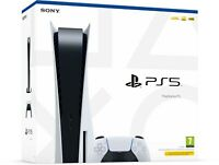 Brand New Sony PlayStation 5 Console w Disc Version PS5 - Ship Today
