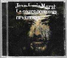 CD ALBUM / JEAN LOUIS MURAT - LE COURS ORDINAIRE DES CHOSES / COMME NEUF