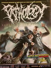 Pathology, Legacy of the Ancients, Full Page Promotional Ad