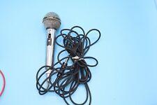Vintage Shure Unisphere A - PE 585 Dynamic Mic w/cable