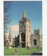 St Lawrences Church Evesham Plain Back Card 521a