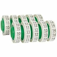 3M Sdr-10-19 Asst Marker Tape - Package Qty 10