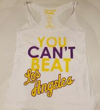 Los Angeles Lakers New Hardwood Classics (You Can't Beat Los Angeles) Tank
