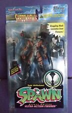 Spawn Shaddowhawk McFarlane Toys 1996 10135 Old Stock F .