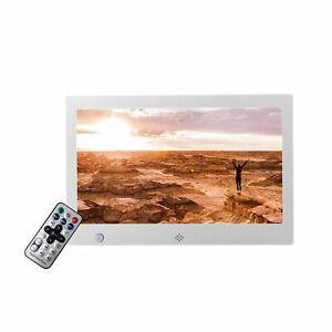 Xoro Digitaler Bilderrahmen DPF 10C1 10,1 Zoll USB SD-Kartenleser 16:9