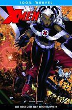 100% Marvel #18+19 allemand x-Men: la nouvelle heure de l'Apocalypse 1+ 2 Apocalypse