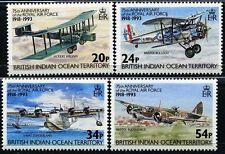 Military, War British Indian Ocean Territory Stamps