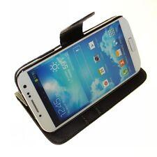 Funda para móvil Samsung Galaxy S4 I9500 CIERRE MAGNÉTICO Negro Estuche