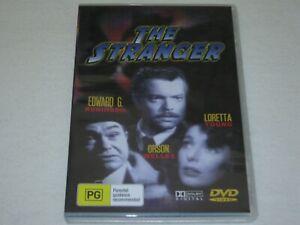 The Stranger - Brand New & Sealed - Region 0 - DVD
