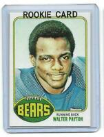 1976 Topps # 148 WALTER PAYTON ROOKIE RC REPRINT Chicago Bears Sweet LOOK !