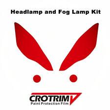 Pro Protection Film Headlight & Fog Light Kit For Subaru XV Crosstrek 2018-2020