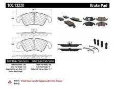 Disc Brake Pad Set fits 2008-2017 Audi A4,A4 Quattro A5 Quattro S4  CENTRIC PART