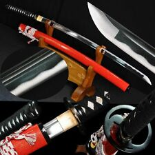 Japanese Samurai Sword Katana High Carbon Steel Sharp Blade Handmade Sword #5414