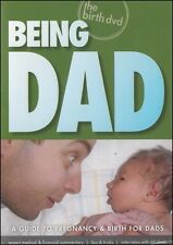 BEING DAD - Pregnancy Guide Birth for Dads - AUSSIE Fathers Doco DVD NEW SEALED