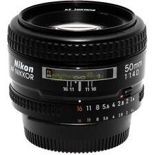 Nikon AF-D Nikkor 50mm f1,4 Obiettivo autofocus usato per fotocamere 50 mm f/1.8
