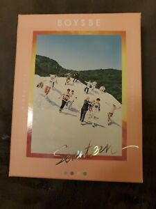 Seventeen Boys Be (Hide Ver.) W/ Dino Pc, stickers, postcards, poster