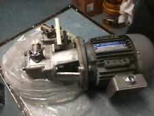 Hartridge 2500 Lube And Calibrating Fluid Feed Pump Assembly With Motor