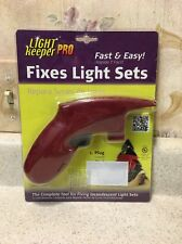 New Light Keeper Pro Christmas Tree Lights Fixer Tester Repair Tool Kit