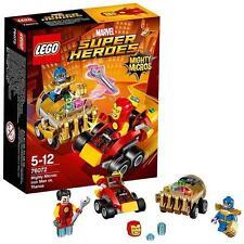 Ladrillo y Costruzioni Lego 76072