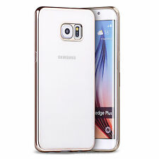 Gold Mobile Phone Bumper Case/Cover for Samsung