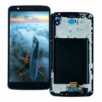 For 5.7 LG Stylo 3 LS777 Boost Mobile LCD Display Screen Touch Digitizer Frame