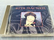 """RITA MACNEIL - Thinking Of You - EXCELLENT CONDITION CD """"Bring It On Home To Me"""""""