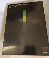 NEW Adobe Creative Suite 4 Web Premium Upgrade [Mac] (Spanish) PN:65017416