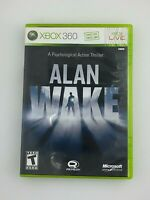 Alan Wake - Xbox 360 Game - Complete & Tested