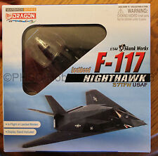 DRAGON WINGS 51019 Plastic Model LOCKHEED F-117 NIGHTHAWK 1:144 Scale Ready Made