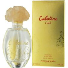 Cabotine Gold by Parfums Gres EDT Spray 3.4 oz