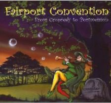 FAIRPORT CONVENTION from cropredy to portmeirion CD NEU OVP