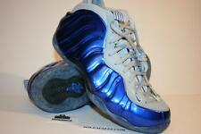 DS New Nike Air Foamposite One Size 11.5 Royal Sport Blue Wolf Grey Galaxy