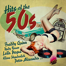 Hits Of The 50s - Diverse Interpreten (cd) Neu
