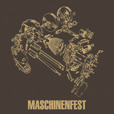 Maschinenfest 2011 2cd DIGIPACK réceptioniste this Morn superstitieux
