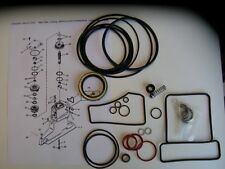 Kit joints haut d'embase MERCRUISER Bravo 1 / 2 / 3