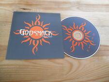CD Pop Godsmack - I Stand Alone (1 Song) Promo REPUBLIC cb