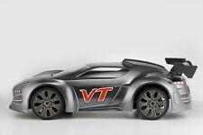 HoBao Racing 1/8 Hyper VTe GT Brushless On-Road Car Gray RTR w/ Radio / 100A ESC