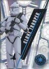 Star Wars 2016 High Tek Pattern 2 Form 1 Base Card SW-35 Clone Trooper